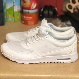 Nike Shoes - Nike Air Max Thea (All White Rare)